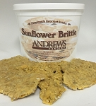 Sunflower Brittle Classic 3 lb. Bucket