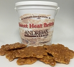 Sweet Heat Brittle 1.5 lb. Bucket