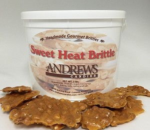 Sweet Heat Brittle 3 lb. Bucket