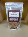 Cashew Brittle Classic 8 oz. Bag